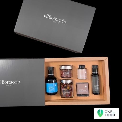 Geschenkbox Palato Leccino